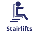Countrywide Mobility Stairlifts Logo